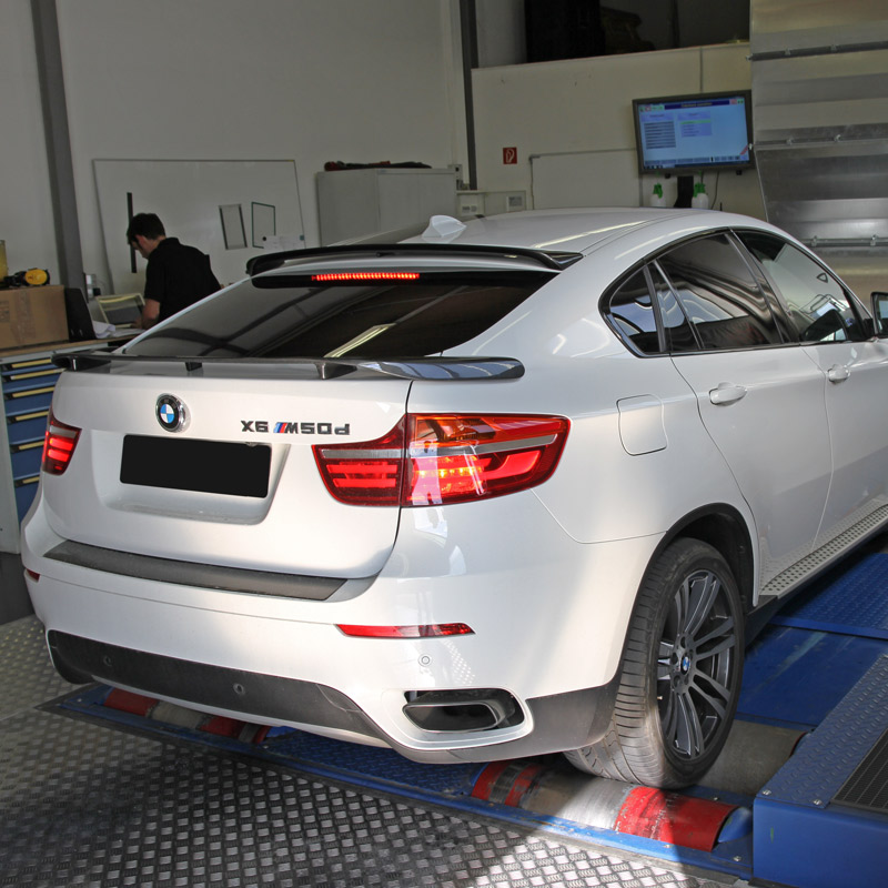 Chiptuning for BMW X6 M50d
