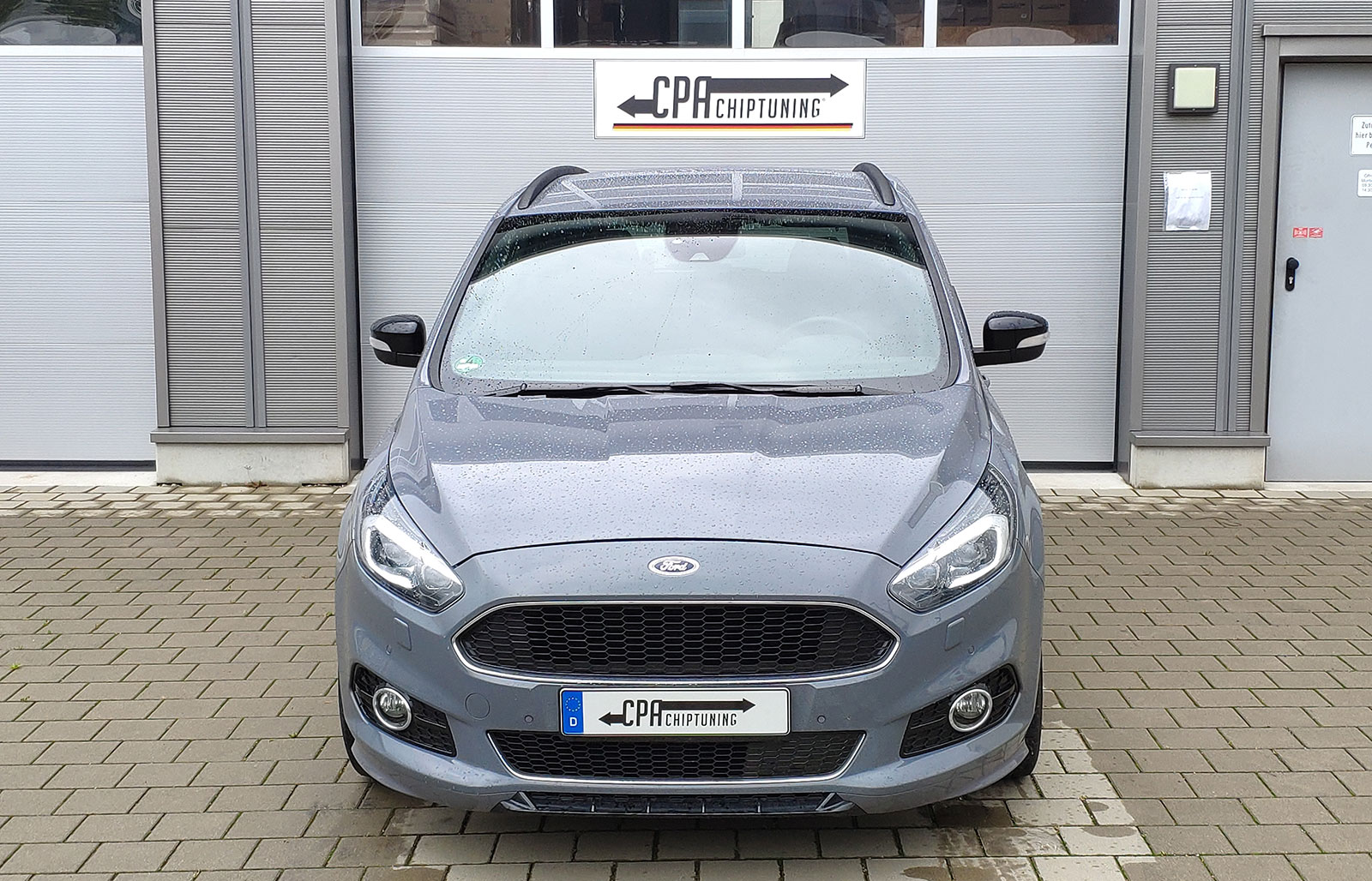 Ford S-Max II 2.0 EcoBlue chiptuning